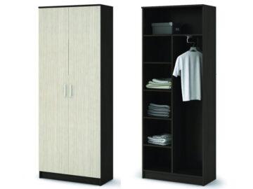 Шкафы 2-дверные