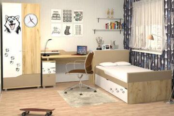 Модульные детские комнаты