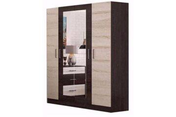 Шкафы 4-дверные