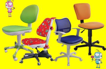 Стулья и кресла для детей